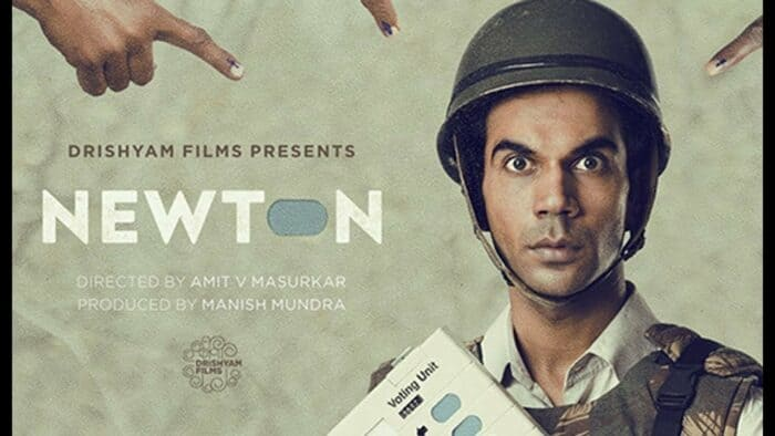 Content is King - Bollywood movie Newton