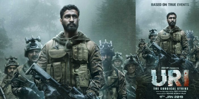 Content is King - Bollywood movie Uri- The Surgical Strike