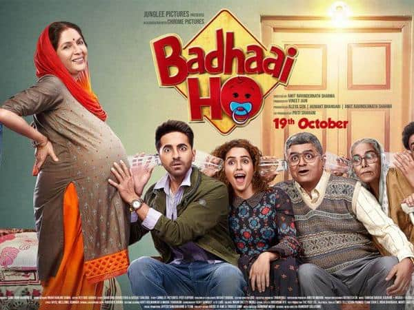 Content is King - Bollywood movie Badhaai Ho