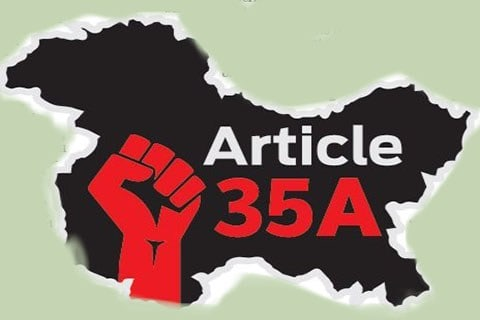Government all set to abrogate 35A?