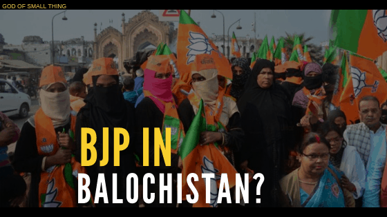 Fact Check: Has BJP opened up a unit in Balochistan (Pakistan)
