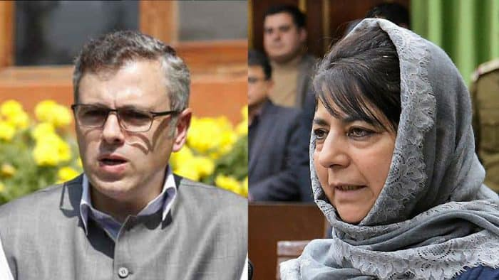 Prominent politicians held House arrest in Kashmir