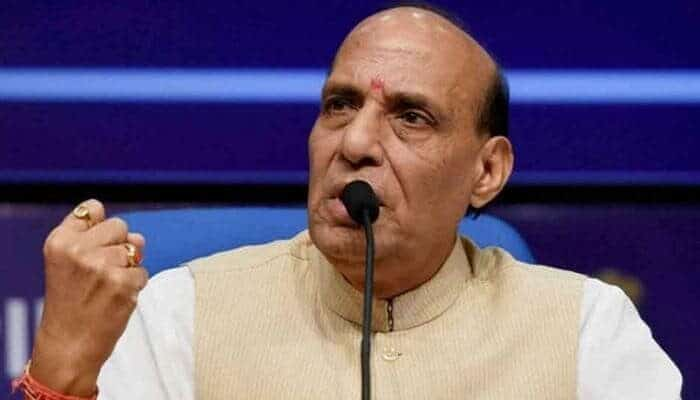Rajnath Singh talks with Islamabad will only be in regards of PoK