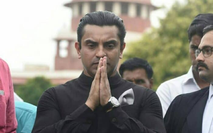 Supreme Courts slams petition by Tehseen Poonawala