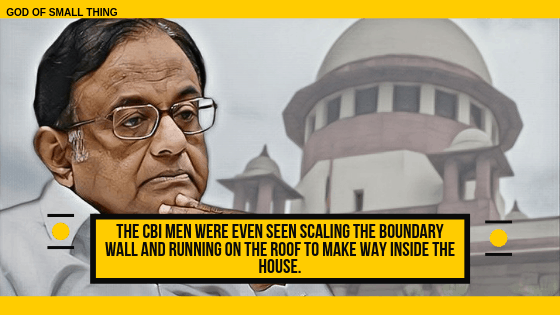 P Chidambaram Arrested Amid High Voltage Drama. All details inside