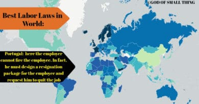 Best Labor Laws in World: Here are some countries with really cool work laws | God of Small Thing