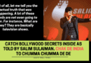 Chak de Chak de India Salim Sulaiman Bollywood secrets