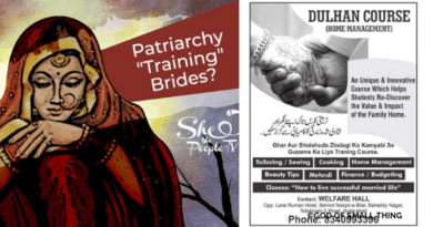 Hyderabad Institute Offers Dulhan Course