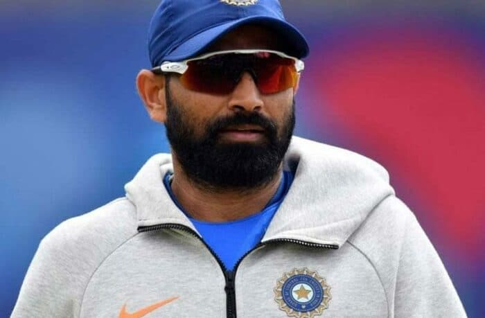 Will Mohammed Shami be arrested