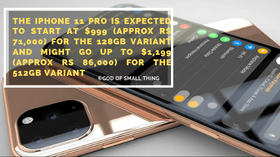 iPhone 11 price in India. iPhone 11 launch date, price, and specifications