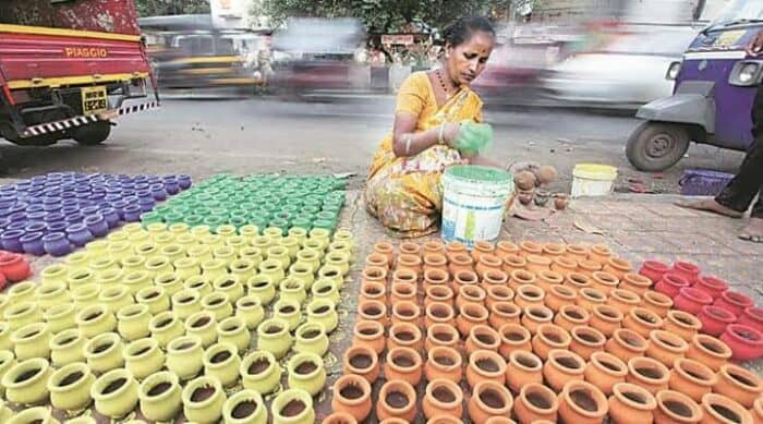 How to make Diwali special Buy decorations from vendors instead of malls