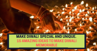celebrate Diwali differently this time? Here's how you can do it-Ideas to make Diwali memorable