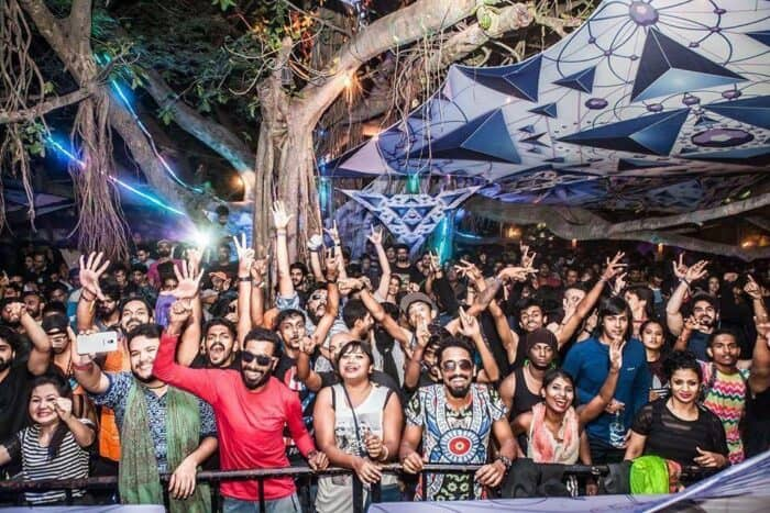 Bangalore new year party 2020