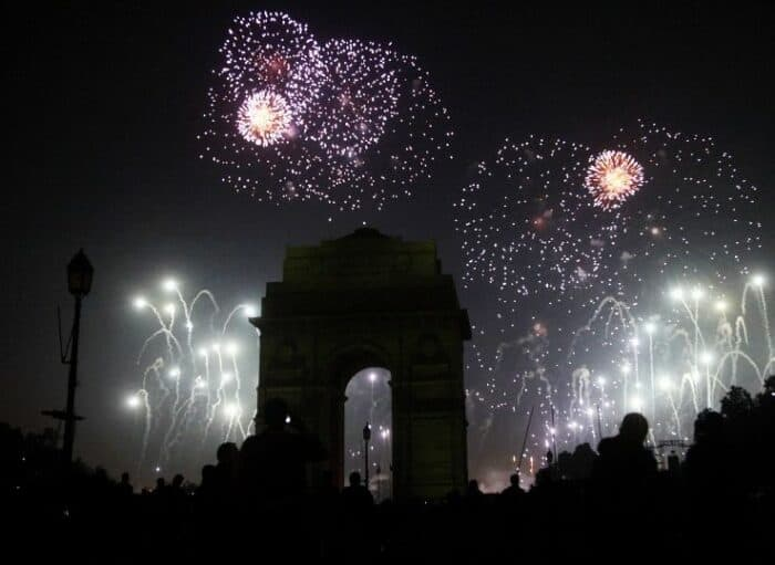 Places To Visit On New Year delhi