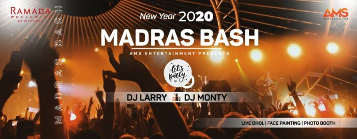 Places To Visit On New Year In India: Tamil Nadu. Tamil Nadu new year party 2020