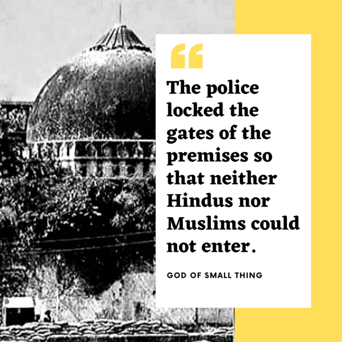 The Ayodhya Case Verdict