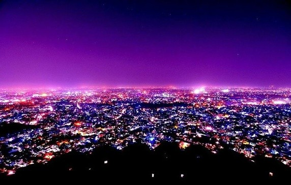best new year party destination in India 2020: Jaipur.