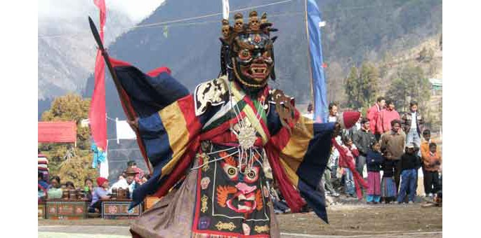 best new year party destination in India: Sikkim new year festival