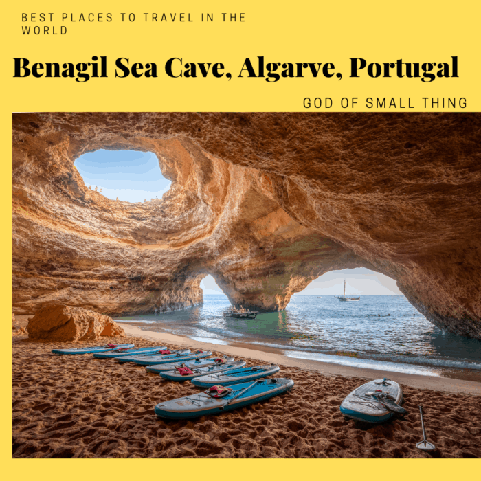 Best places to travel in 2020 Portugal