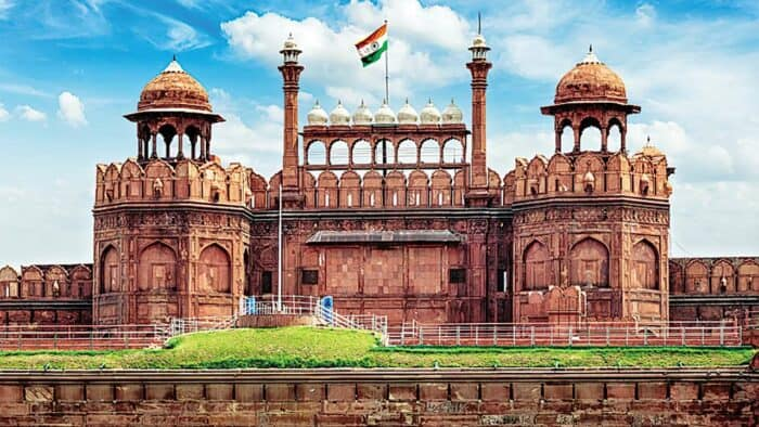 Best places to visit in Delhi with family: Red Fort