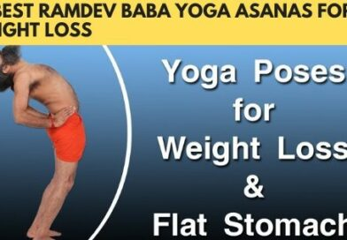 yoga loose weight pose baba ramdev