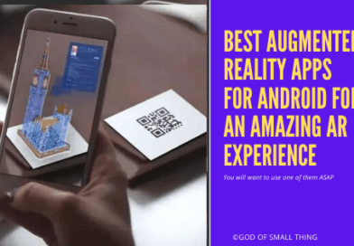 Best augmented reality apps for android for an amazing AR Experience