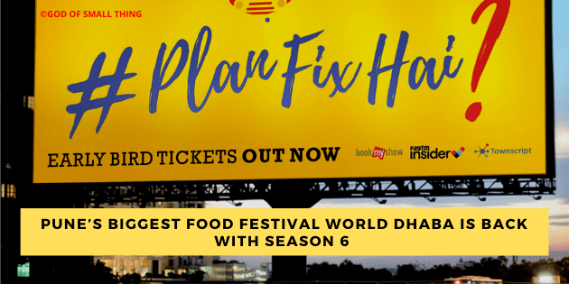 Pune's biggest food festival World Dhaba is back with Season 6