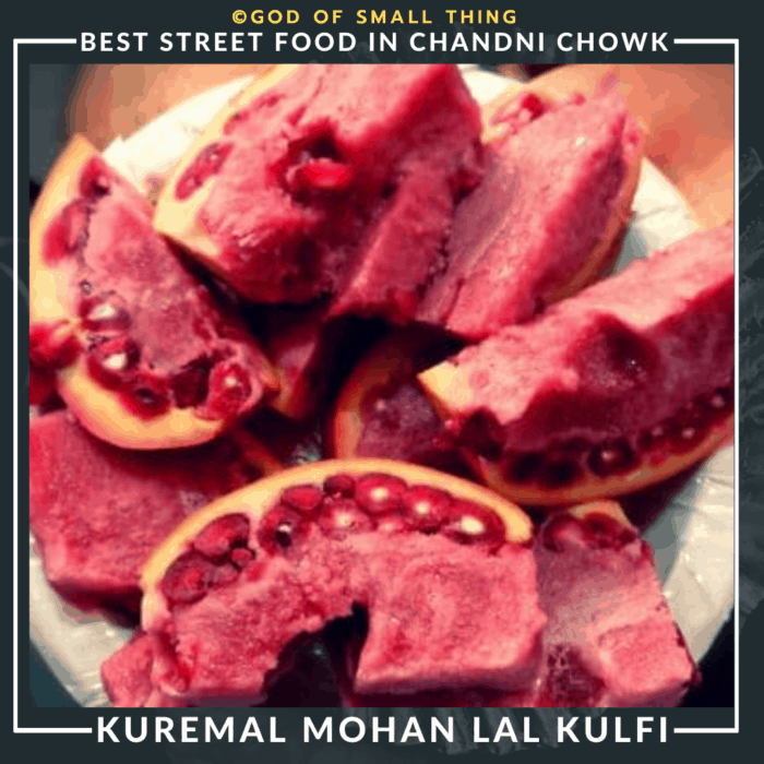 Best Street food in Chandni Chowk