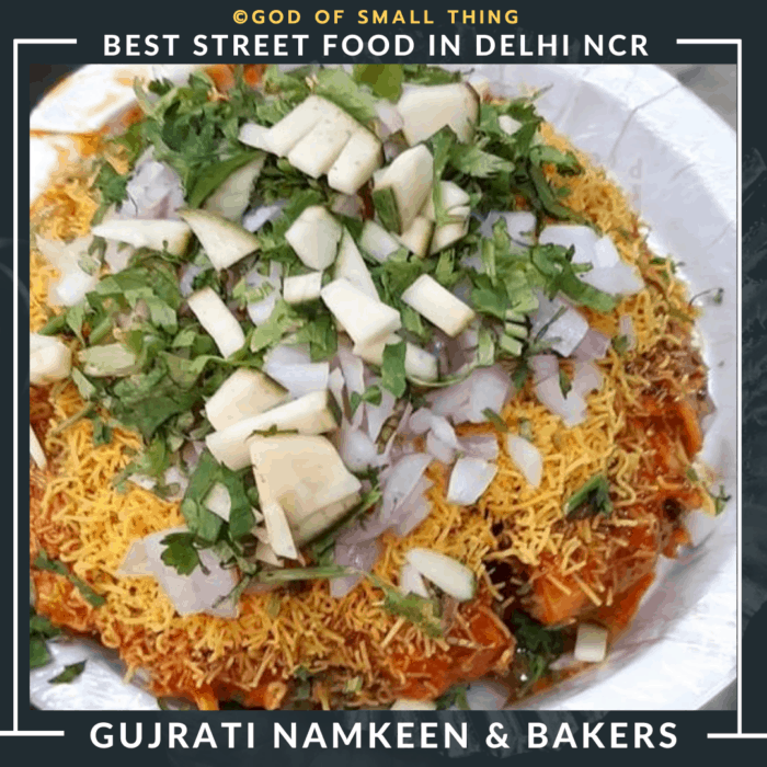 Best Street food in Delhi NCR