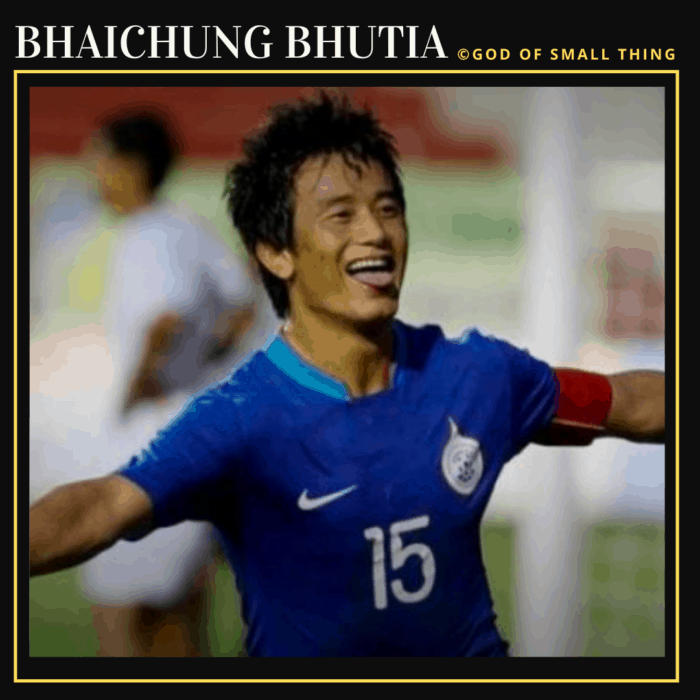Bhaichung Bhutia: Famous Football Players in India