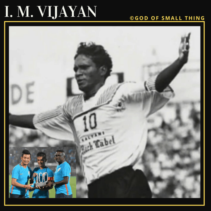 I. M. Vijayan: Famous Football Players in India