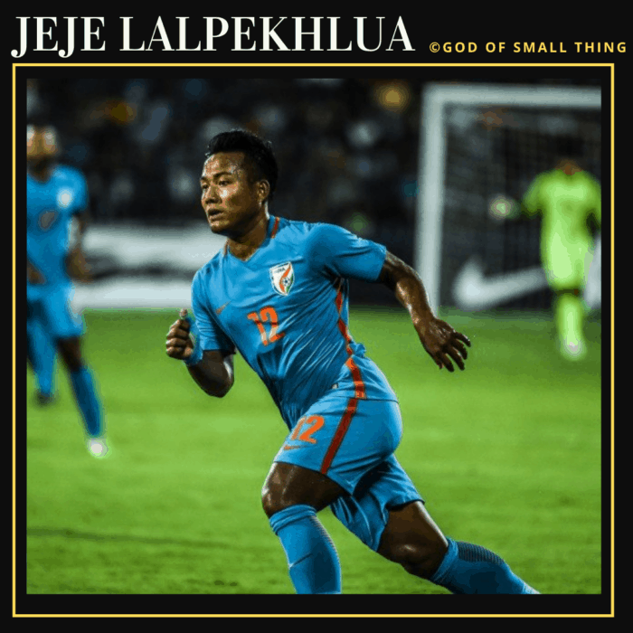 Jeje Lalpekhlua: Famous Football Players in India