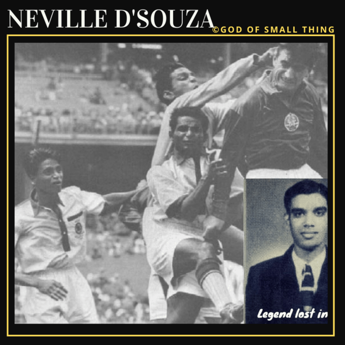 Neville D'Souza: Famous Football Players in India