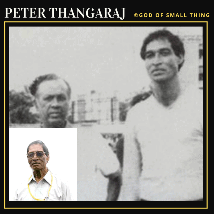 Peter Thangaraj: Famous Football Players in India