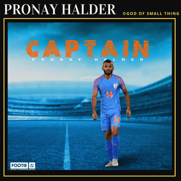 Pronay Halder: Famous Football Players in India