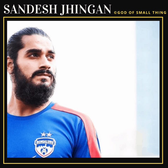 Sandesh Jhingan: Famous Football Players in India