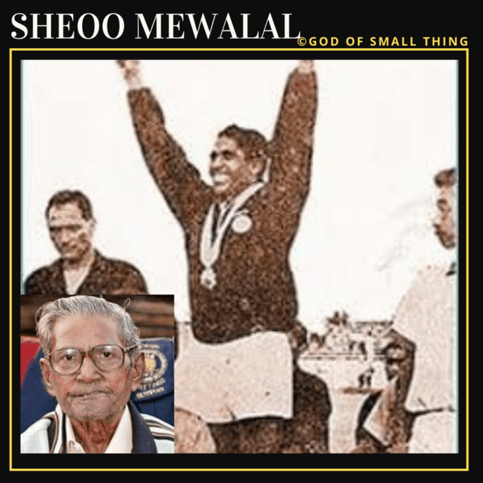 Sheoo Mewalal: Famous Football Players in India