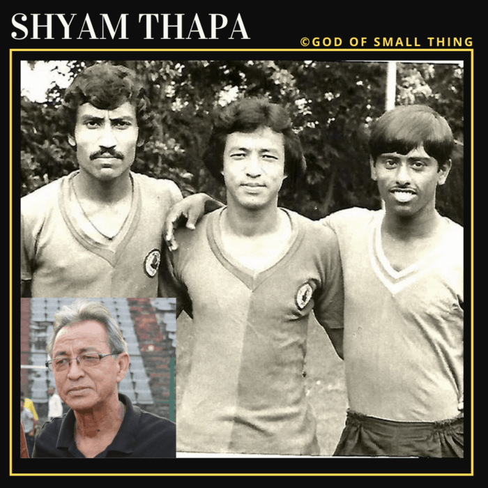 Shyam Thapa: Famous Football Players in India
