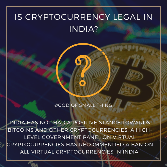 Is cryptocurrency legal in India