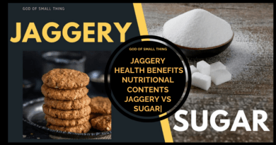 Jaggery Health Benefits