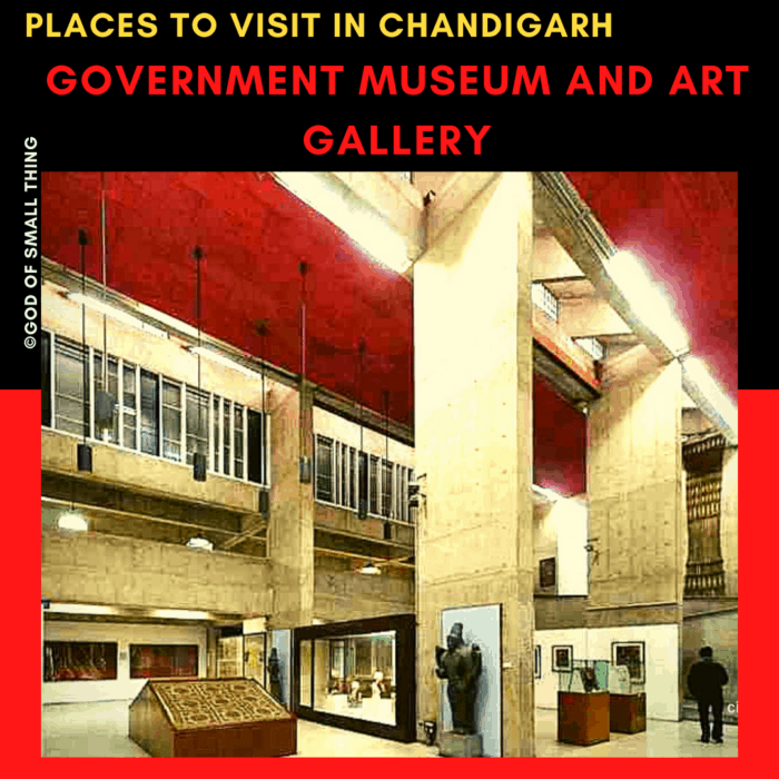Places to Visit in Chandigarh Government Museum and Art Gallery
