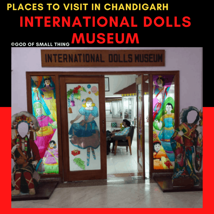 Places to Visit in Chandigarh International dolls museum