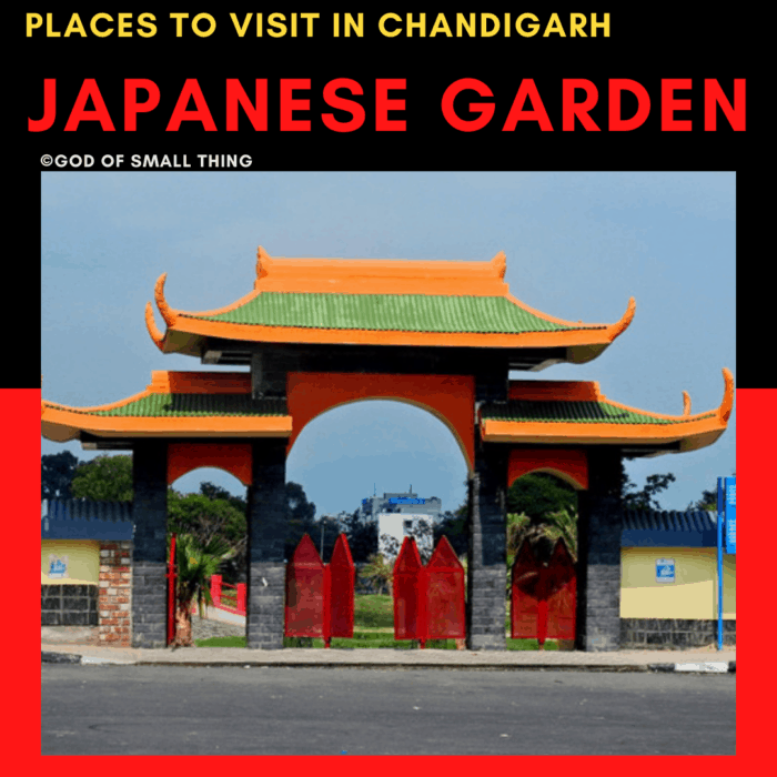 Places to Visit in Chandigarh Japanese Garden