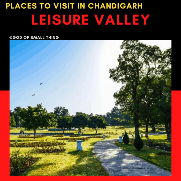 Places to Visit in Chandigarh Leisure valley