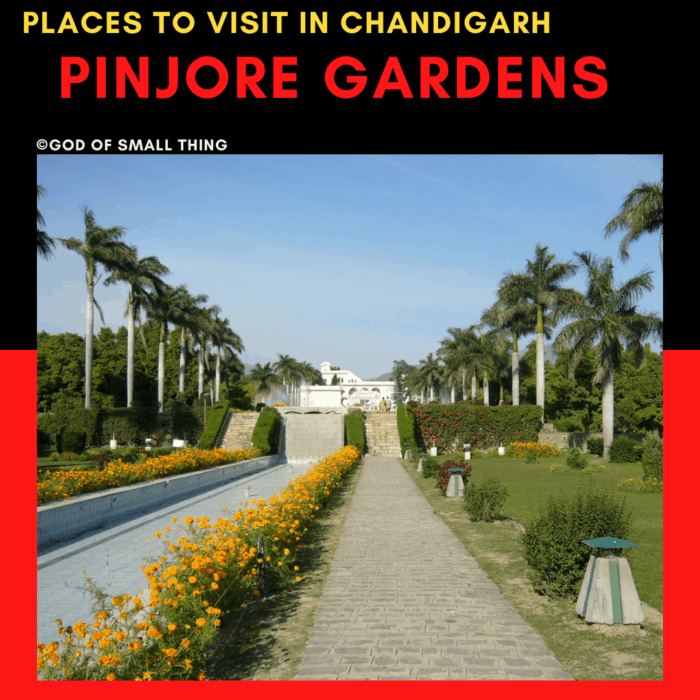 Pinjore gardens: Places to Visit in Chandigarh