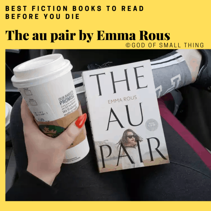 best fiction books: The au pair by Emma Rous