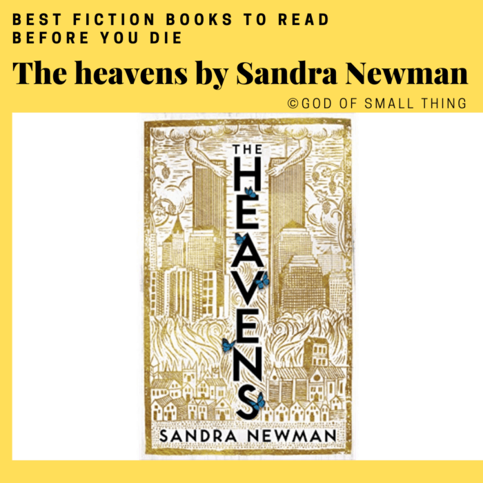 best fiction books: The heavens by Sandra Newman