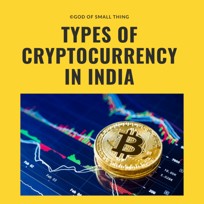 Types of cryptocurrency in India