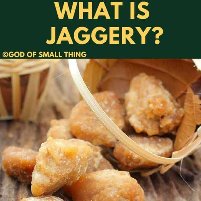 What is  jaggery