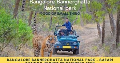 Bangalore Bannerghatta National park